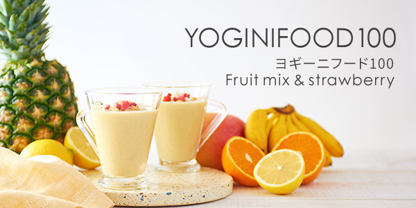 THE YOGINIFOOD100