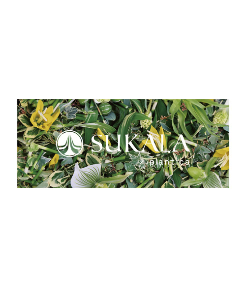 【SUKALA×plantica】VIEW PRINT TRAVEL YOGA MAT