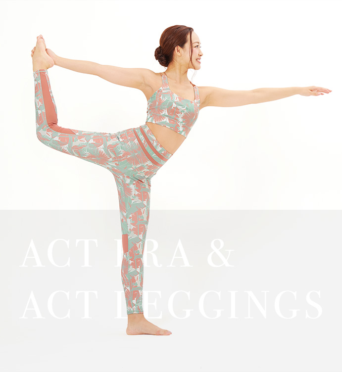 ACT BRA & ACT LEGGINGS