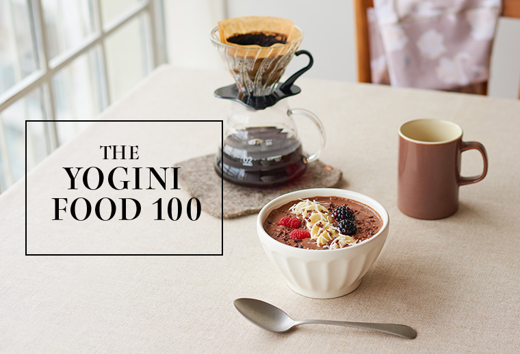 THE YOGINI FOOD 100